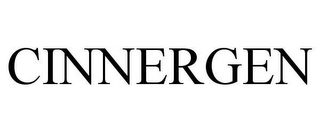 mark for CINNERGEN, trademark #78656132
