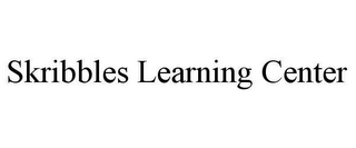 mark for SKRIBBLES LEARNING CENTER, trademark #78657289