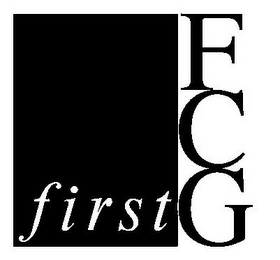 mark for FCG FIRST, trademark #78657296