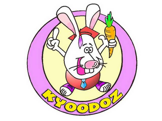 mark for KYOODOZ, trademark #78657462