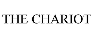 mark for THE CHARIOT, trademark #78657739