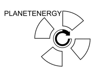 mark for PLANETENERGY, trademark #78657988