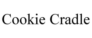 mark for COOKIE CRADLE, trademark #78658461