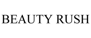 mark for BEAUTY RUSH, trademark #78658549