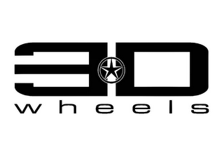 mark for 3D WHEELS, trademark #78658589