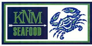 mark for KNM SEAFOOD, trademark #78658882