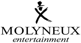 mark for X MOLYNEUX ENTERTAINMENT, trademark #78659258