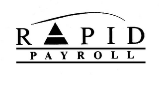 mark for RAPID PAYROLL, trademark #78659552