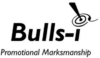 mark for BULLS-I PROMOTIONAL MARKSMANSHIP, trademark #78659983