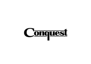 mark for CONQUEST, trademark #78660027