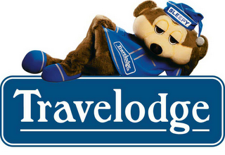 mark for TRAVELODGE SLEEPY, trademark #78660620