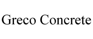 mark for GRECO CONCRETE, trademark #78660750