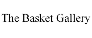 mark for THE BASKET GALLERY, trademark #78660887