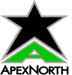 mark for A APEXNORTH, trademark #78661248