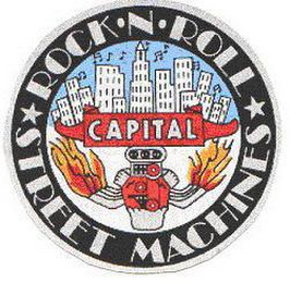 mark for ROCK·N·ROLL CAPITAL STREET MACHINES, trademark #78661662