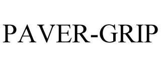 mark for PAVER-GRIP, trademark #78662658