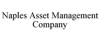 mark for NAPLES ASSET MANAGEMENT COMPANY, trademark #78662727