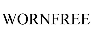 mark for WORNFREE, trademark #78663069