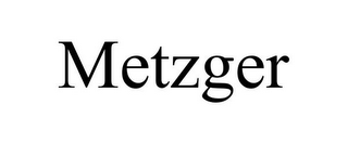 mark for METZGER, trademark #78664240