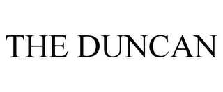mark for THE DUNCAN, trademark #78664929