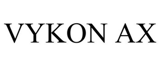 mark for VYKON AX, trademark #78665407