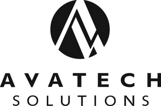 mark for AV AVATECH SOLUTIONS, trademark #78666085