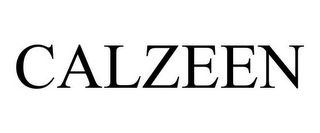 mark for CALZEEN, trademark #78666387