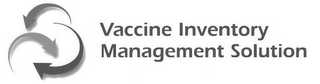 mark for VACCINE INVENTORY MANAGEMENT SOLUTION, trademark #78666679