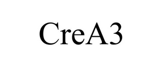 mark for CREA3, trademark #78667130