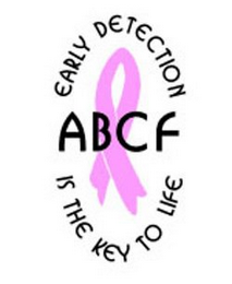 mark for ABCF EARLY DETECTION IS THE KEY TO LIFE, trademark #78667190