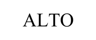 mark for ALTO, trademark #78667738