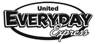 mark for UNITED EVERYDAY EXPRESS, trademark #78667753