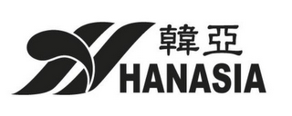 mark for H HANASIA, trademark #78669489