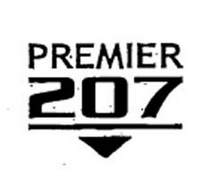 mark for PREMIER 207, trademark #78669731