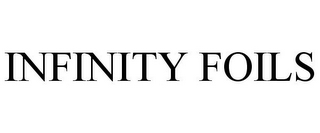 mark for INFINITY FOILS, trademark #78669825