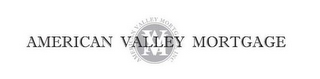 mark for AVM AMERICAN VALLEY MORTGAGE INC. AMERICAN VALLEY MORTGAGE, trademark #78669871
