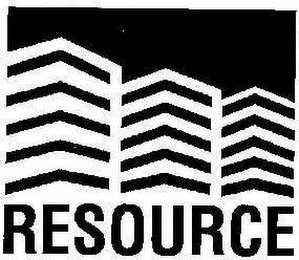 mark for RESOURCE, trademark #78670688