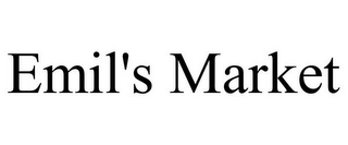 mark for EMIL'S MARKET, trademark #78671444
