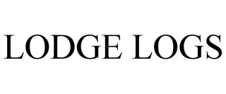mark for LODGE LOGS, trademark #78671462