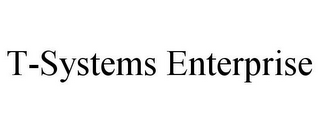 mark for T-SYSTEMS ENTERPRISE, trademark #78671509
