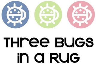 mark for THREE BUGS IN A RUG, trademark #78671931