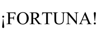 mark for ¡FORTUNA!, trademark #78672567