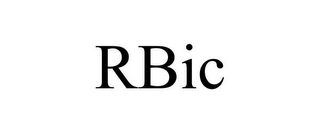 mark for RBIC, trademark #78673277