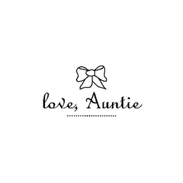 mark for LOVE, AUNTIE, trademark #78673467