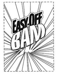 mark for EASY-OFF BAM, trademark #78673731
