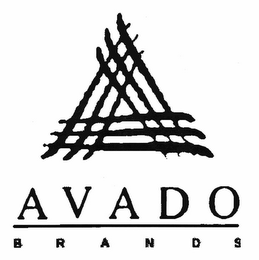 mark for A AVADO BRANDS, trademark #78674360