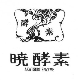 mark for AKATSUKI ENZYME, trademark #78674672