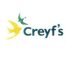 mark for CREYF'S, trademark #78675017