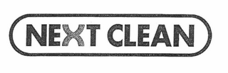 mark for NEXTCLEAN, trademark #78675093