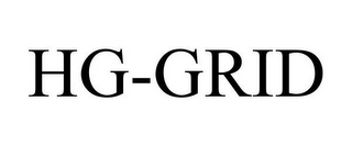 mark for HG-GRID, trademark #78675131
